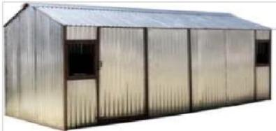 AFFORDABLE STEEL HUTS DONE BY EXPERTS